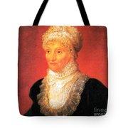 Caroline Herschel, German-british Tote Bag