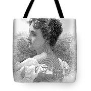 Caroline Lavinia Harrison Tote Bag by Granger