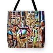 Carousel 7 - Fractals Tote Bag