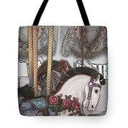 Carousel Tote Bag