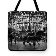 Carousel Work Number One Tote Bag