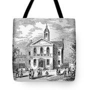 Carpenters Hall, 1855 Tote Bag