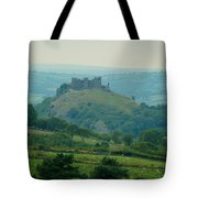 Carreg Cennen Castle Tote Bag