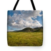 Carrizo Plain National Monument Tote Bag