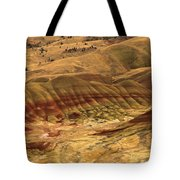 Carroll Rim Painted Hills Tote Bag