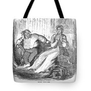 Cartoon: Draft, 1862 Tote Bag