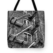 Cascade And Escape Tote Bag