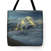 Cascade Mountain Banff Tote Bag