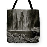 Cascade's End Tote Bag