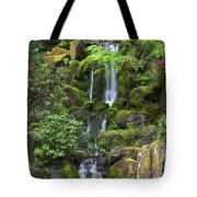 Cascading Waters Tote Bag