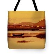 Cashel, Achill Island, County Mayo Tote Bag