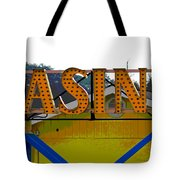 Casino Tote Bag