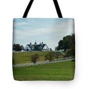 Castle Barn 3 Tote Bag
