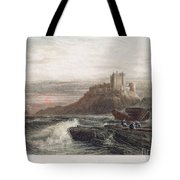 Castle: England, 19th C Tote Bag