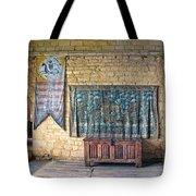 Castle Interior Tote Bag