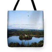 Castle Island, Lough Key Forest Park Tote Bag