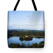 Castle Island, Lough Key Forest Park Tote Bag