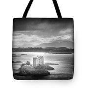 Castle Stalker Tote Bag by Simon Marsden