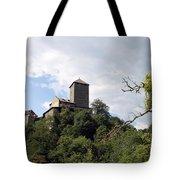 Castle Tirol Tote Bag