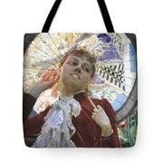 Castles In The Air Tote Bag