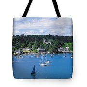 Castletownsend, Co Cork, Ireland Tote Bag