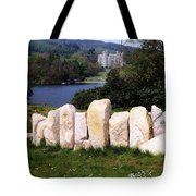 Castlewellan Castle, Castlewellan, Co Tote Bag