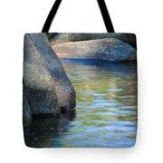 Castor River Reflections Tote Bag