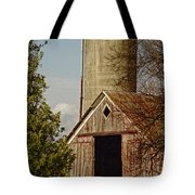 Castorland Barn Tote Bag