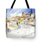 Castrillo De Duero In Spain 01 Tote Bag