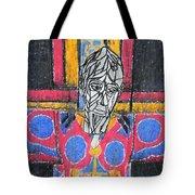 Catalan Jesus Tote Bag
