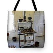 Cataldo Mission Parish Stove Tote Bag