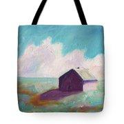 Catawba Virginia Barn Tote Bag