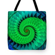 Catch The Dragon Tote Bag