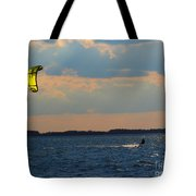 Catch The Wind Tote Bag by Rrrose Pix