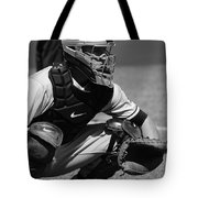 Catcher Posey Tote Bag
