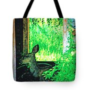 Catching Some Shade Tote Bag