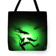 Catfish At Night Tote Bag