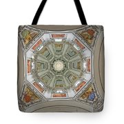 Cathedral Dome Interior, Close Up Tote Bag