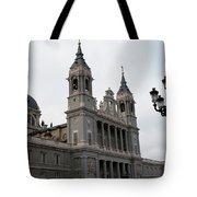 Cathedral Morning Tote Bag