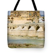 Cathedral Mosque In Cordoba Tote Bag
