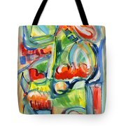 Cathedral Of The Heart Tote Bag