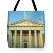 Cathedral. Vilnius. Lithuania Tote Bag