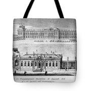 Catherine Palace, 1761 Tote Bag