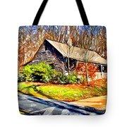 Catoctin Visitor Center Tote Bag