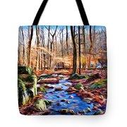Catoctin Woods Tote Bag