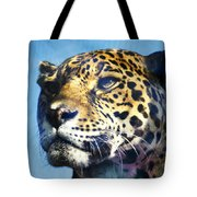 Cats Eyes - Leopard Tote Bag