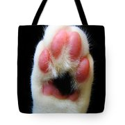 Cat's Honor Tote Bag