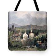 Catskill Village, 1839 Tote Bag