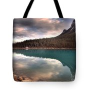 Caught In Reflections Tote Bag