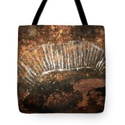 Cave Painting Of A Witchittey Grub Tote Bag